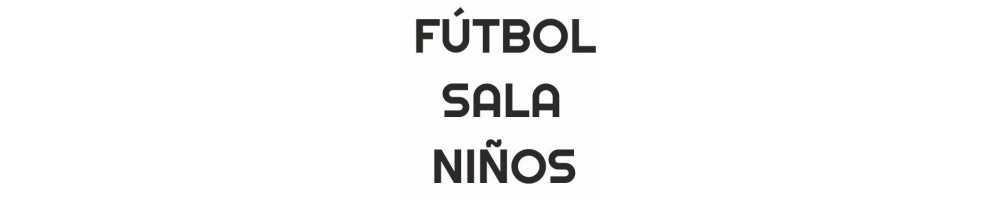 Botas de Fútbol Sala para Niños