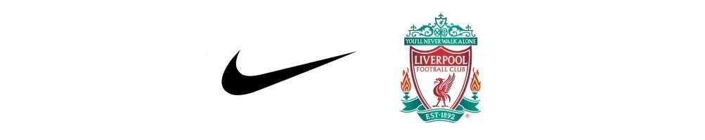 comprar camisetas oficiales del Liverpool FC
