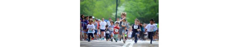 Deportivas para niños