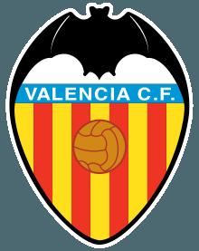 Camisetas oficiales Valencia FC